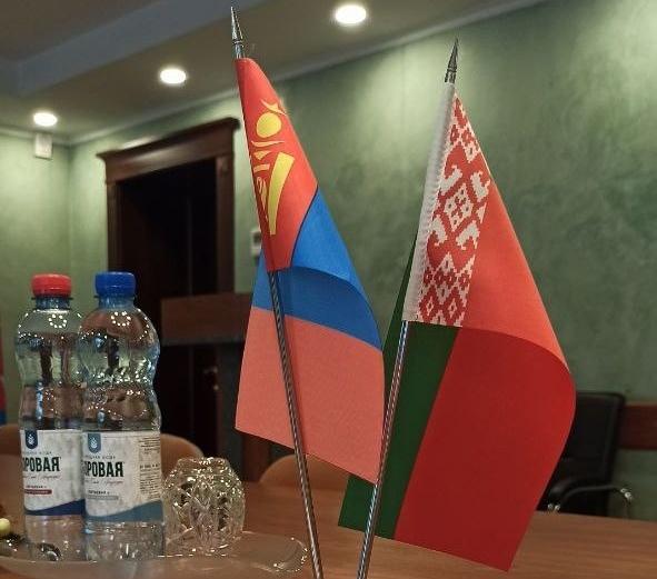 Руководство БМЗ провело переговоры с представительной делегацией из Монголии